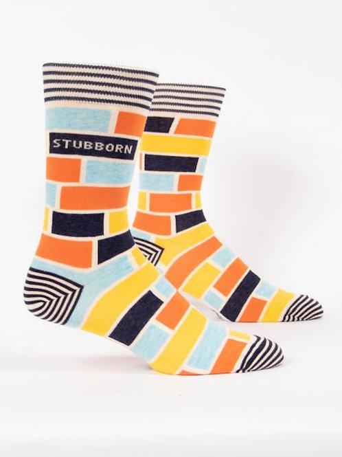 Stubborn Socks