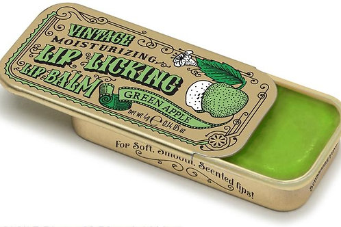 Green Apple Lip Licking Lip Balm