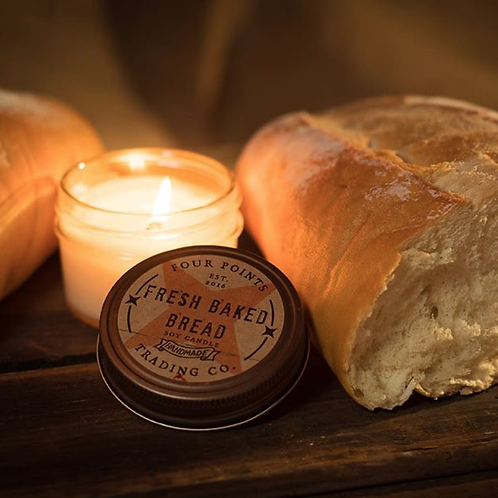 Fresh Baked Bread Candle