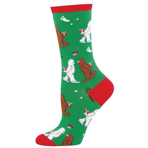 Mythical Kissmas Socks