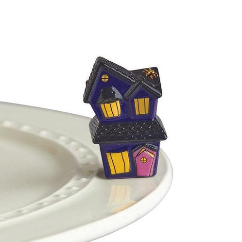 Nora Fleming Haunted House Mini
