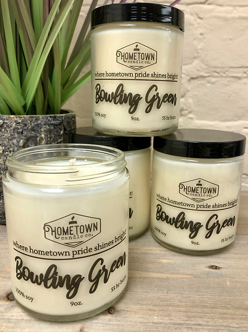 Bowling Green HomeTown Candle