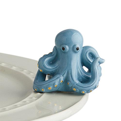 Nora Fleming Octopus Mini