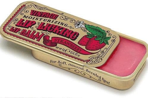 Strawberry Lip Licking Lip Balm