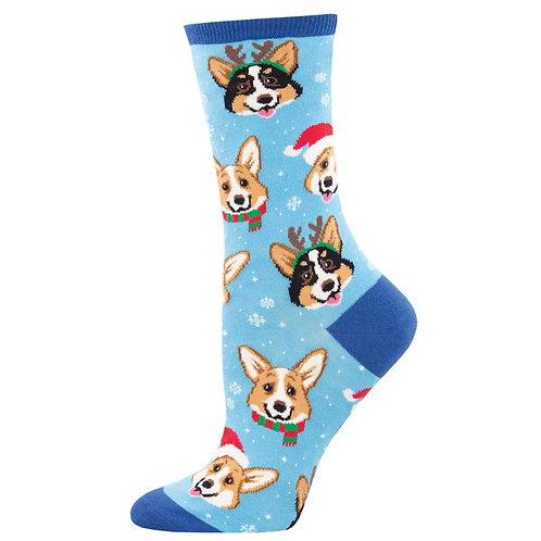 Happy Pawlidays Socks