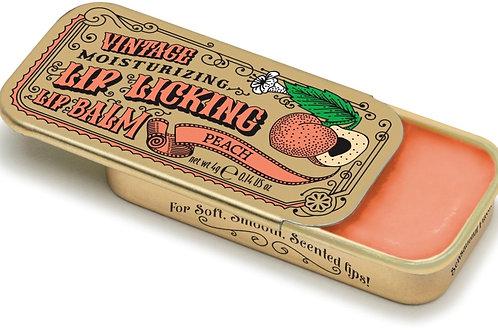 Peach Lip Licking Lip Balm