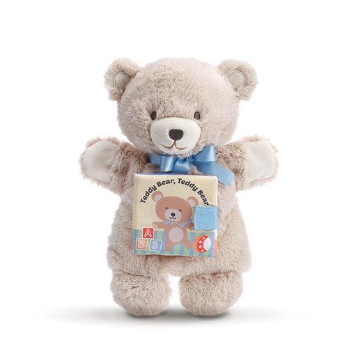 Teddy Bear Puppet Book