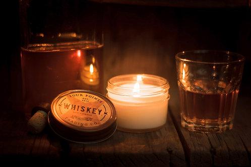 Whiskey Candle