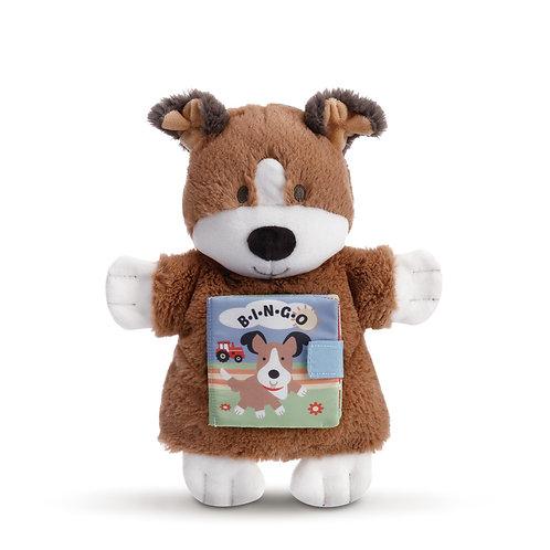 B-I-N-G-O Puppet Book
