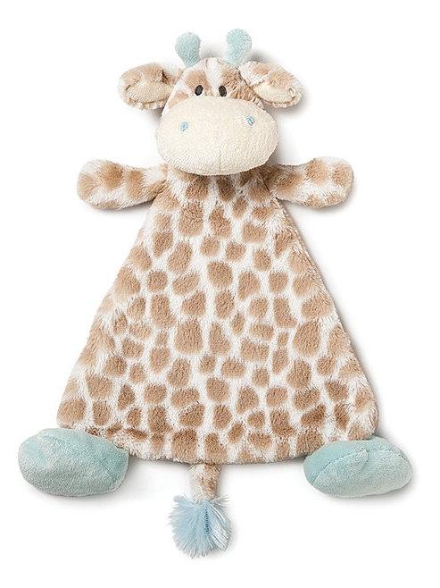 Colby Giraffe Rattle Blanket