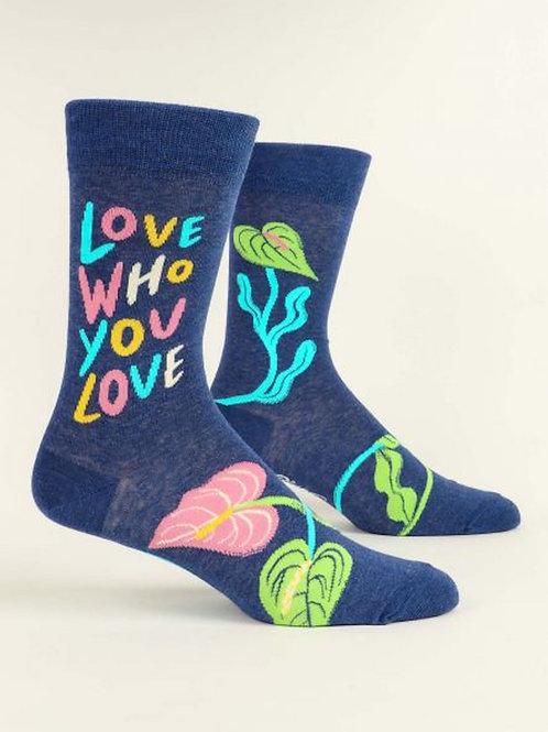 Love Who You Love Socks