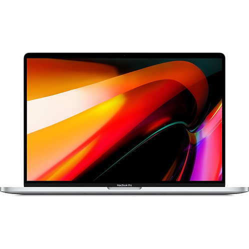 "MacBook Pro 16"" 16GB, 2,3 GHz 8‑Core Intel Core i7 & 1 TB SSD, Silber"