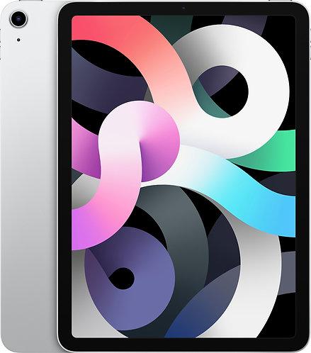 "iPad Air 10.9"" Wi-Fi & Cellular (2020), 4. Gen, Silber"