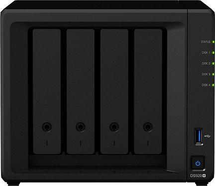 Synology DS920+ 8TB (4x2TB) + eSATA-Port