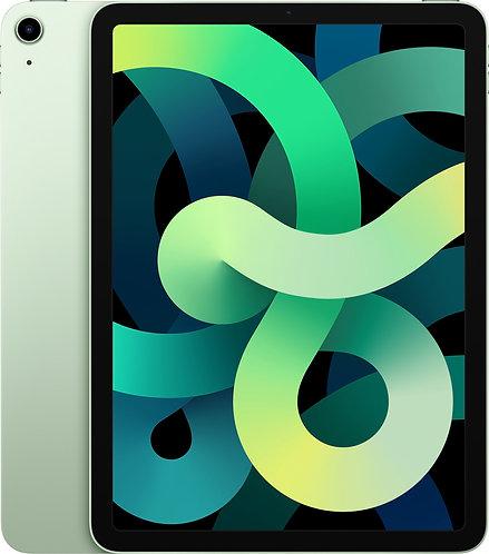 "iPad Air 10.9"" Wi-Fi & Cellular (2020), 4. Gen, Grün"