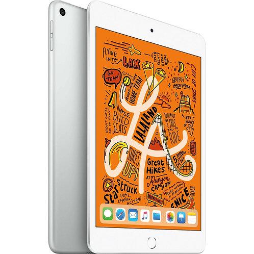 """iPad mini 7.9"""" Wi-Fi & Cellular (2019), 5. Gen, Silber"""