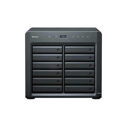 Synology DS3617xsII + 36TB (12x3TB) + eSATA-Port, Leistungsstärkstes DS Modell