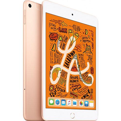 """iPad mini 7.9"""" Wi-Fi & Cellular (2019), 5. Gen, Gold"""