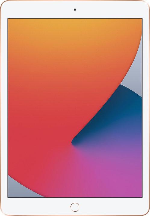 "iPad 10.2"" Wi-Fi & Cellular (2020), 8. Gen, Gold"