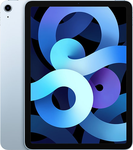 "iPad Air 10.9"" Wi-Fi & Cellular (2020), 4. Gen, Sky Blue"