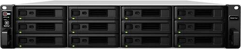 Synology RS3617xs+ + 36TB (12x3TB) + eSATA-Port, integrierte RJ-45 10GB LAN-Port