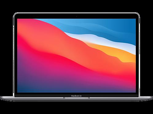 """MacBook Air 13"""" 8GB, Apple M1 8-Core CPU & 7-Core GPU, 256 GB, Silber"""