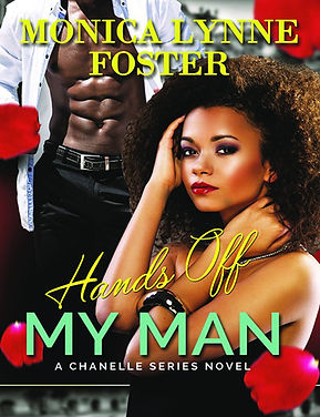 Chanelle Series Hands Off My Man Book 2