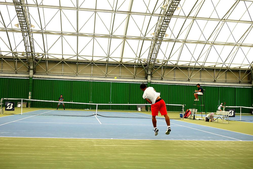 2019年度全日本学生テニス選手権大会試合結果