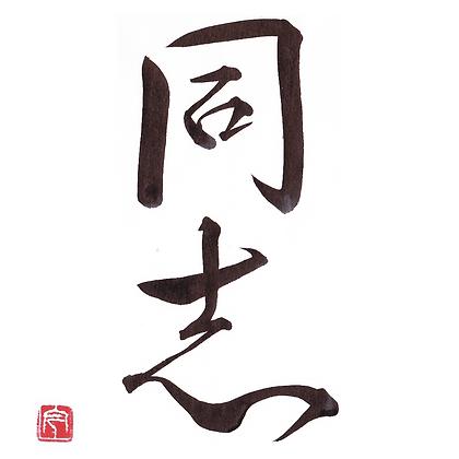 Camarade (Doushi 同志)