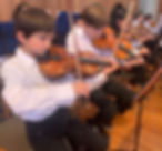 YPCO Chamber violins