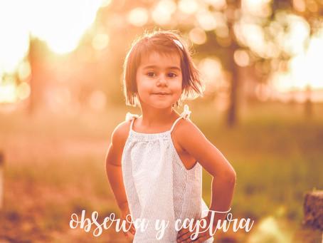 La pequeña Paula | Mini sesión infantil