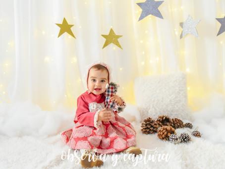 Mariela, una muñeca por Navidad | minis Navideñas