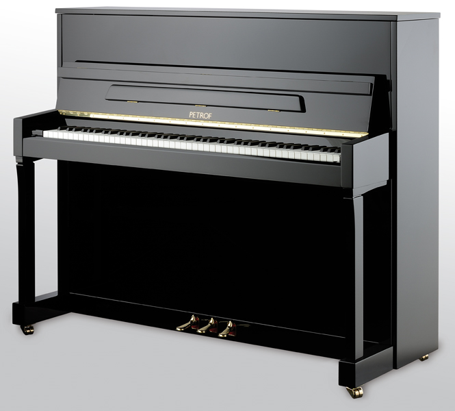 """P 122 N2 Upright Piano 46"""""""