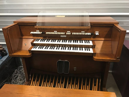 Two Manual Rodgers Organ for sale