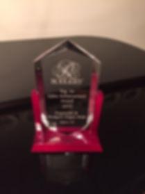 Rodgers top 10 sales achievement award