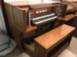 Rodgers 850L Organ for sale