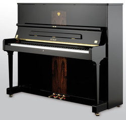P 125 Limited Edition Upright Piano