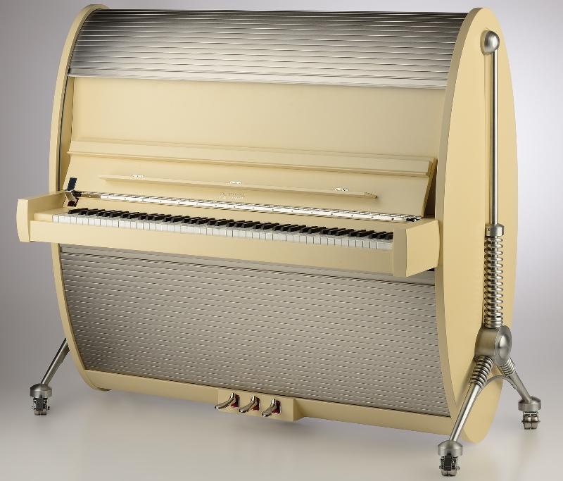 "Magic Egg Upright Piano 46"""