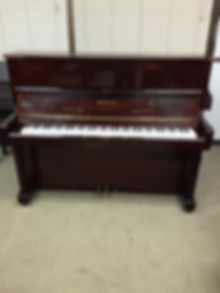 pre owned upright pianos