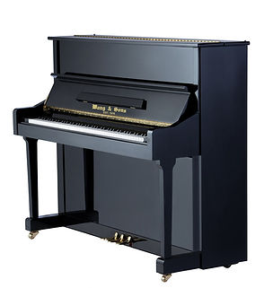 wang & son's upright pianos