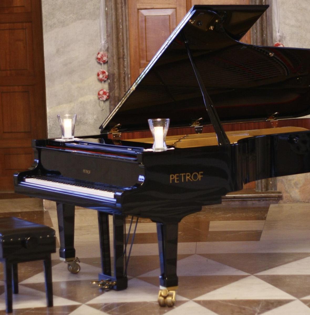 NEW PIANOS