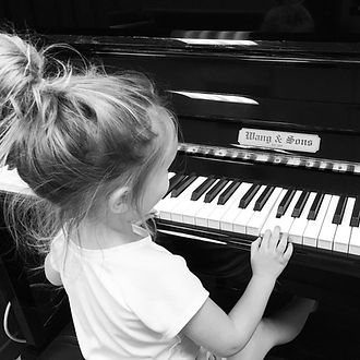 wang & son's piano brand