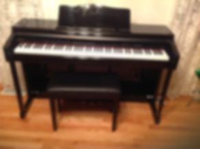 wang & sons digital pianos