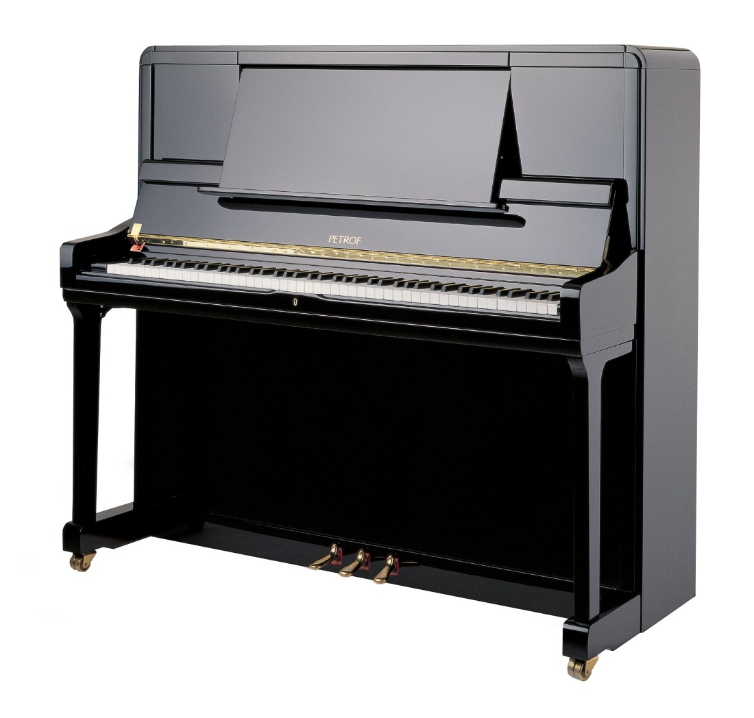 "P 135 K1 Upright Piano 52"""