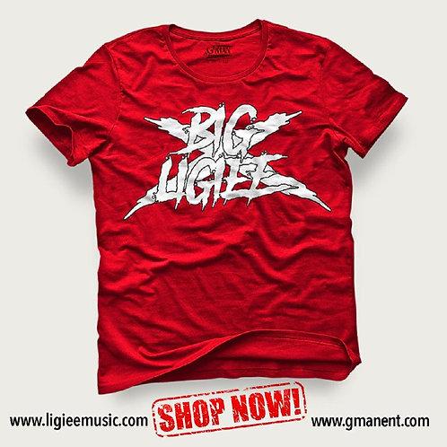 Big Ligiee T-Shirt Red