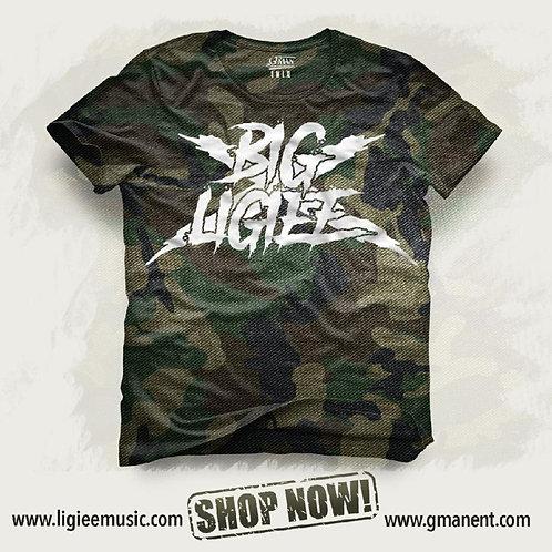 Big Ligiee T-Shirt Camo