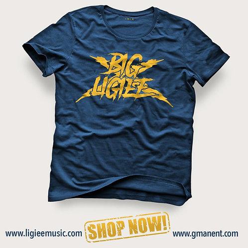 Big Ligiee T-Shirt Blue