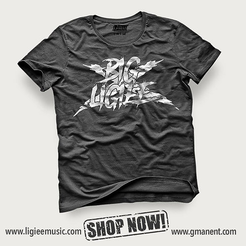 Big Ligiee T-Shirt Grey