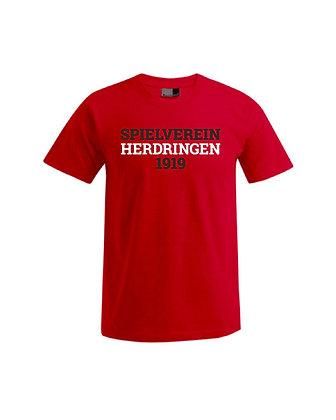 """T-Shirt """"Spielverein"""""""