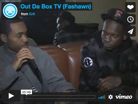 Out Da Box TV (Fashawn Interview)